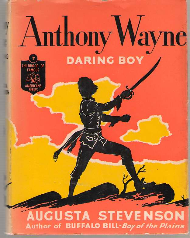 Image for Anthony Wayne Daring Boy
