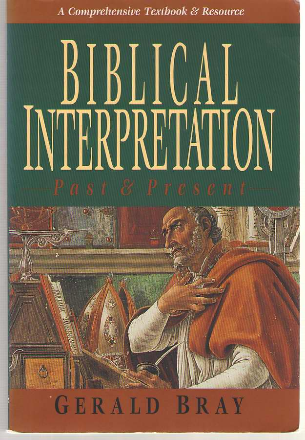 Image for Biblical Interpretation Past & Present