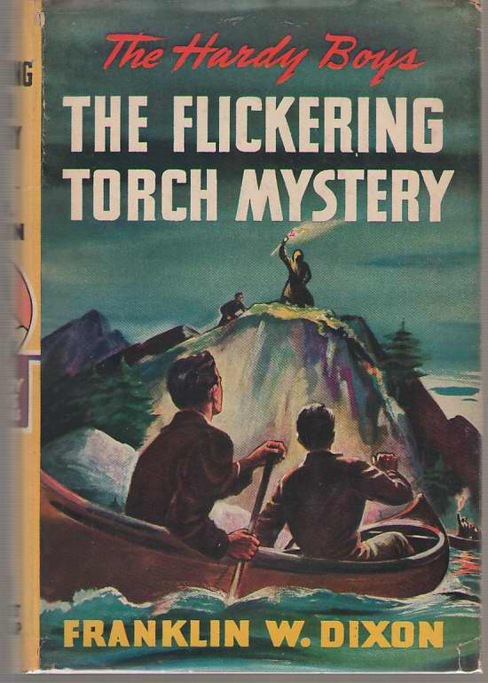Image for The Flickering Torch Mystery