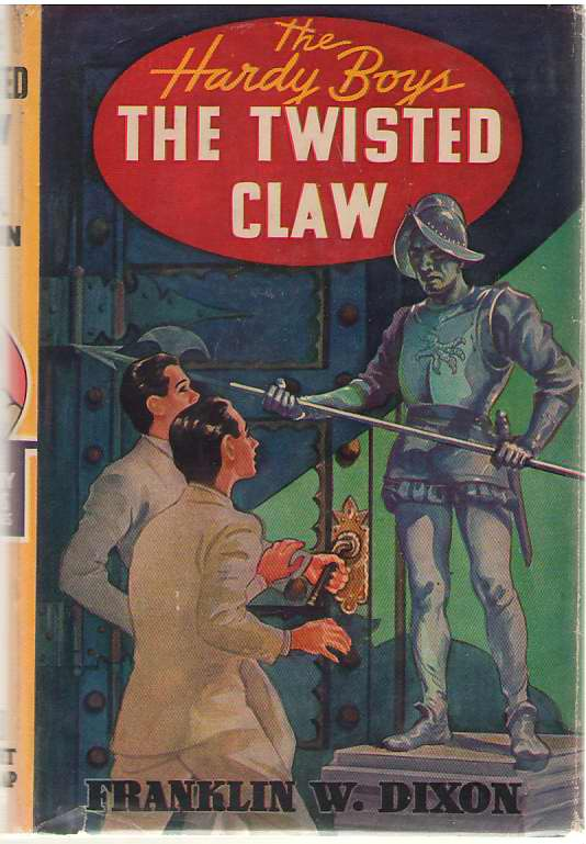 Image for The Twisted Claw