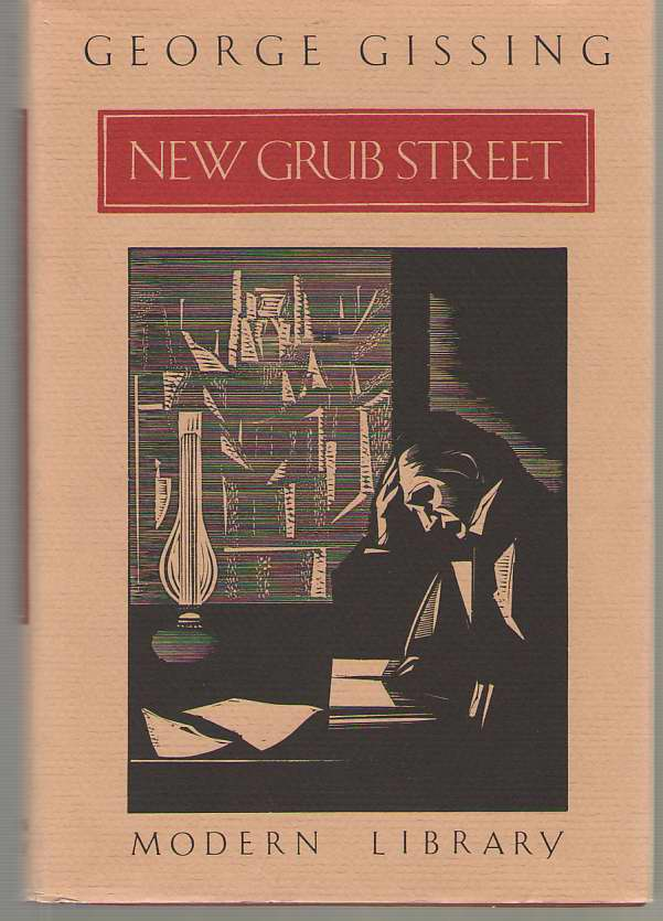 Image for New Grub Street