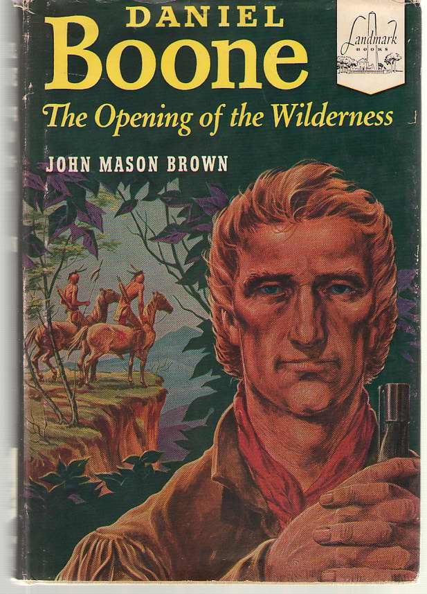 Image for Daniel Boone The Opening of the Wilderness