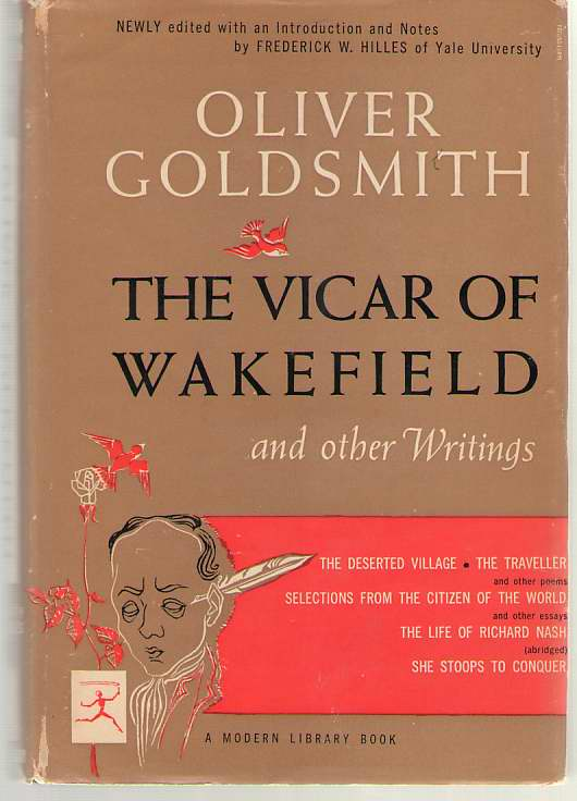 Image for The Vicar Of Wakefield And Other Writings