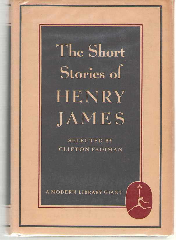Image for The Short Stories Of Henry James