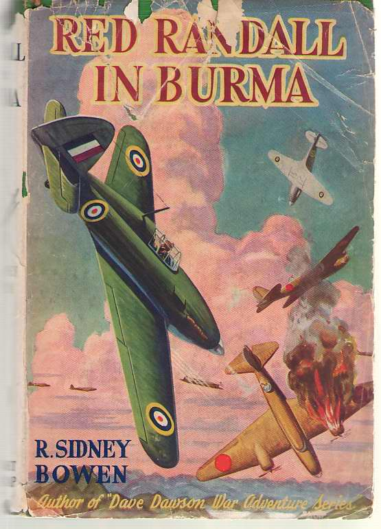 Image for Red Randall In Burma