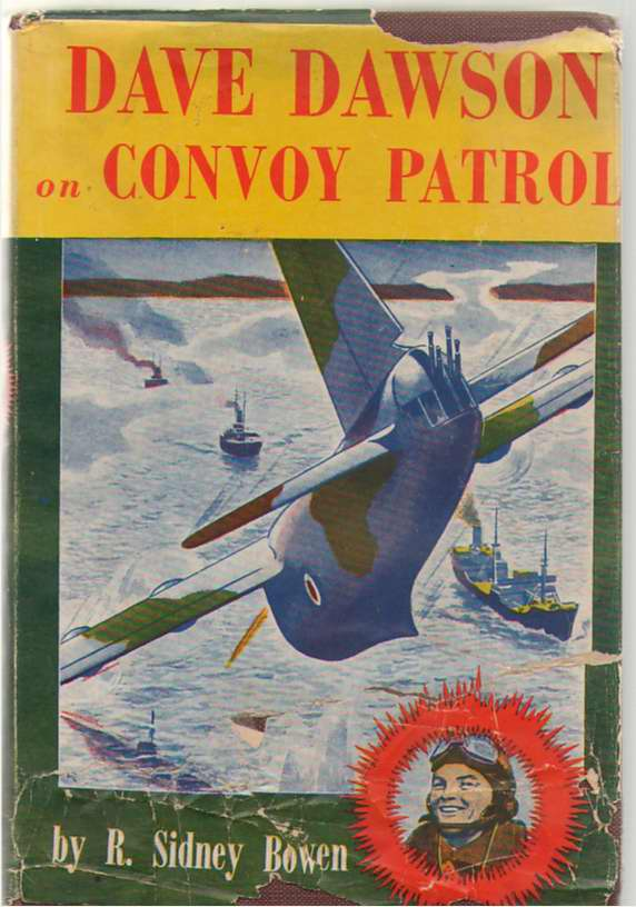 Image for Dave Dawson On Convoy Patrol