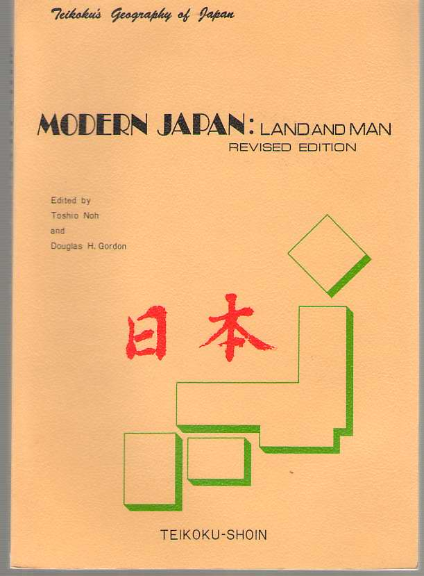 Image for Modern Japan Land and Man