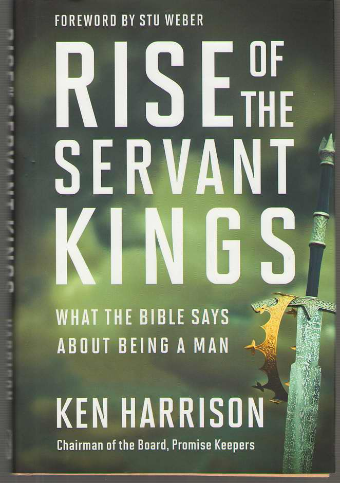 Image for Rise of the Servant Kings What the Bible Says about Being a Man