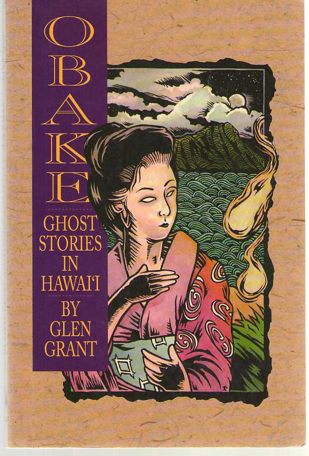 Image for Obake Ghost Stories in Hawaii