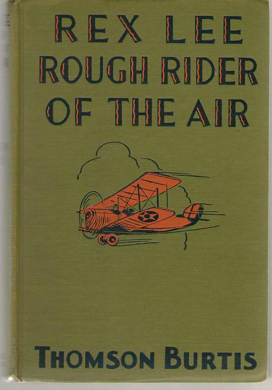 Image for Rex Lee Rough Rider Of The Air