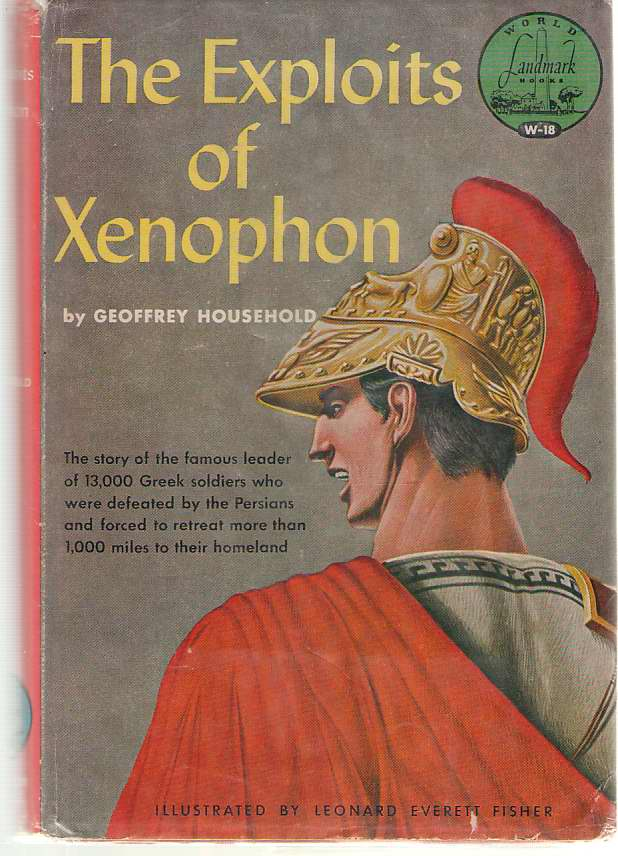 Image for The Exploits Of Xenophon