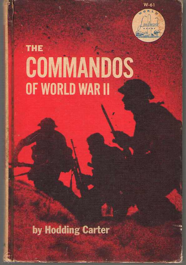 Image for The Commandos Of World War II