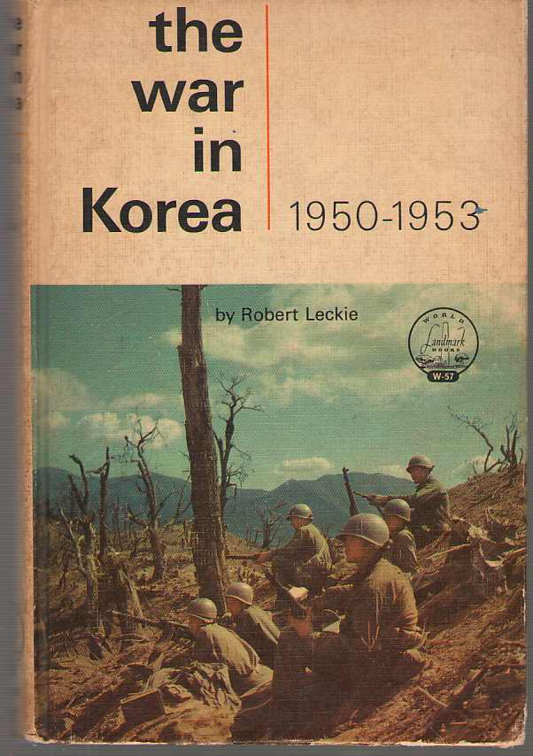 Image for The War In Korea 1950-1953