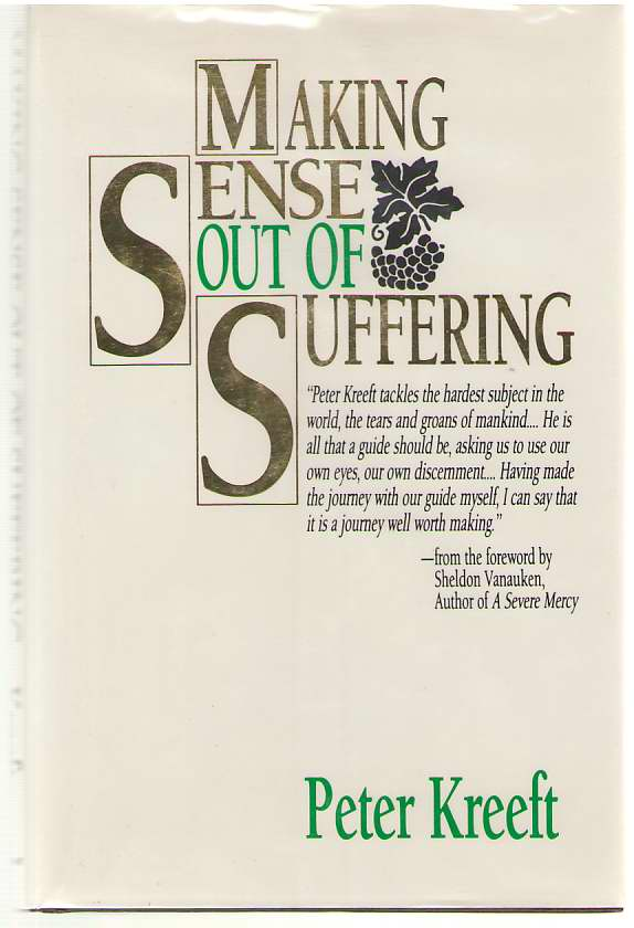 Image for Making Sense Out Of Suffering