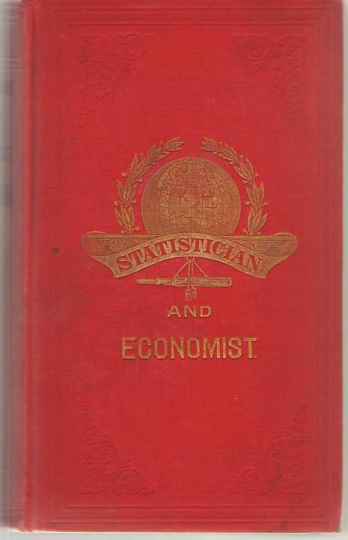 Image for The Statistician And Economist Volume 19, Parts 1897-1898