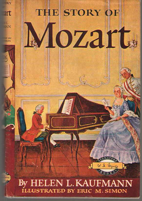 Image for The Story Of Mozart
