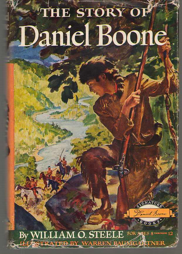Image for The Story Of Daniel Boone