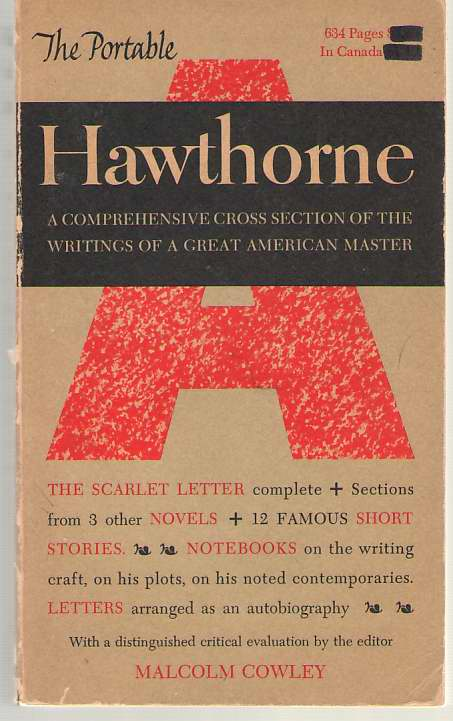 Image for The Portable Hawthorne