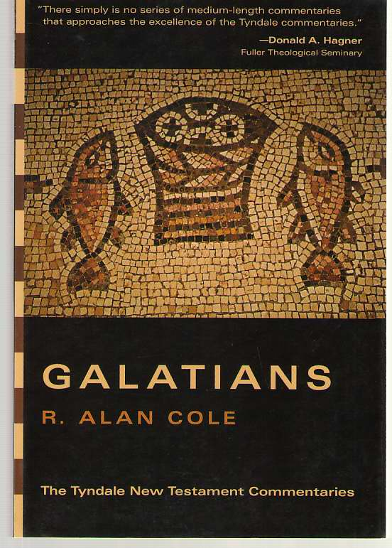 Image for Galatians An Introduction and Commentary