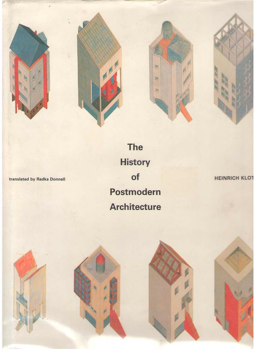 Image for The History of Postmodern Architecture
