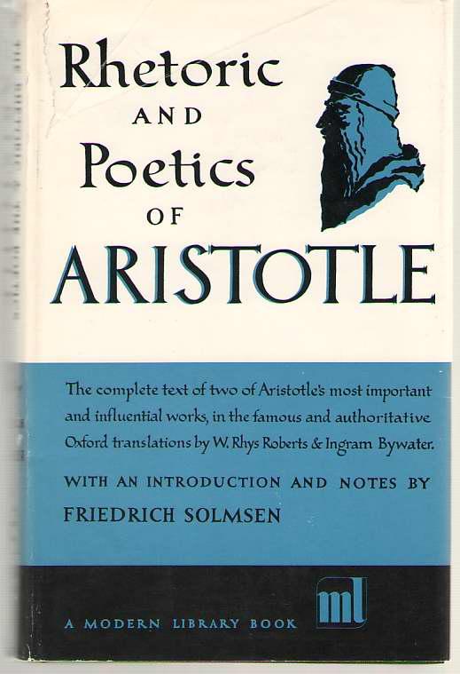 Image for Rhetoric And Poetics