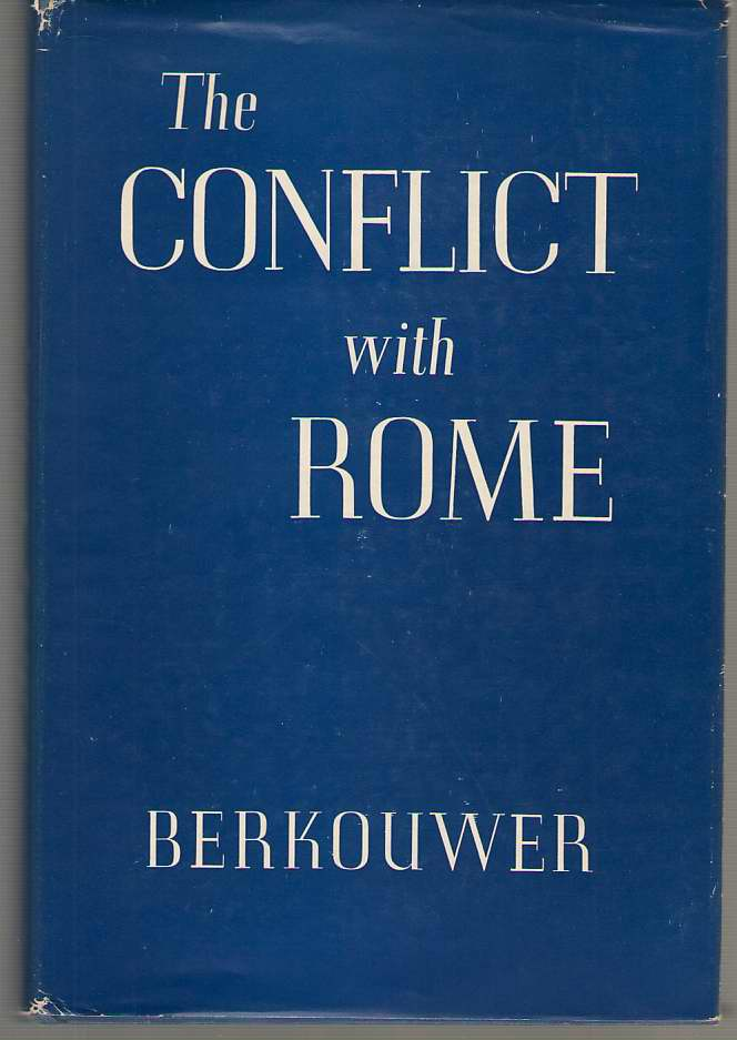 Image for The Conflict with Rome