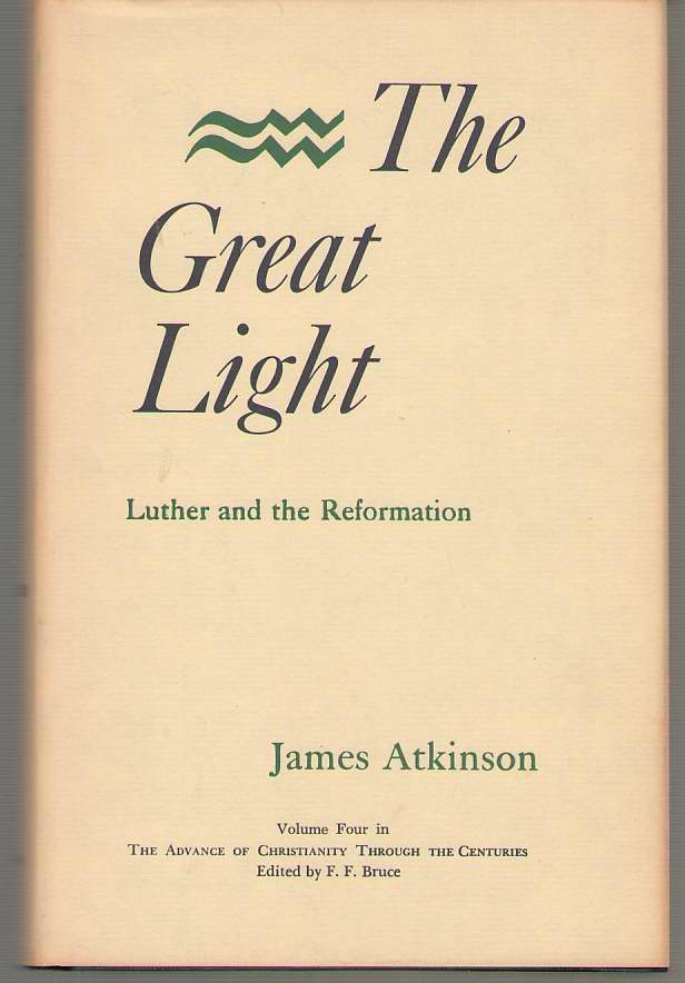 Image for The Great Light Luther and the Reformation