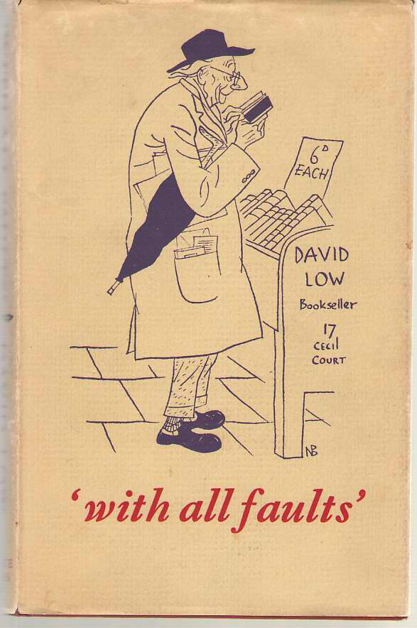 Image for ' With All Faults '