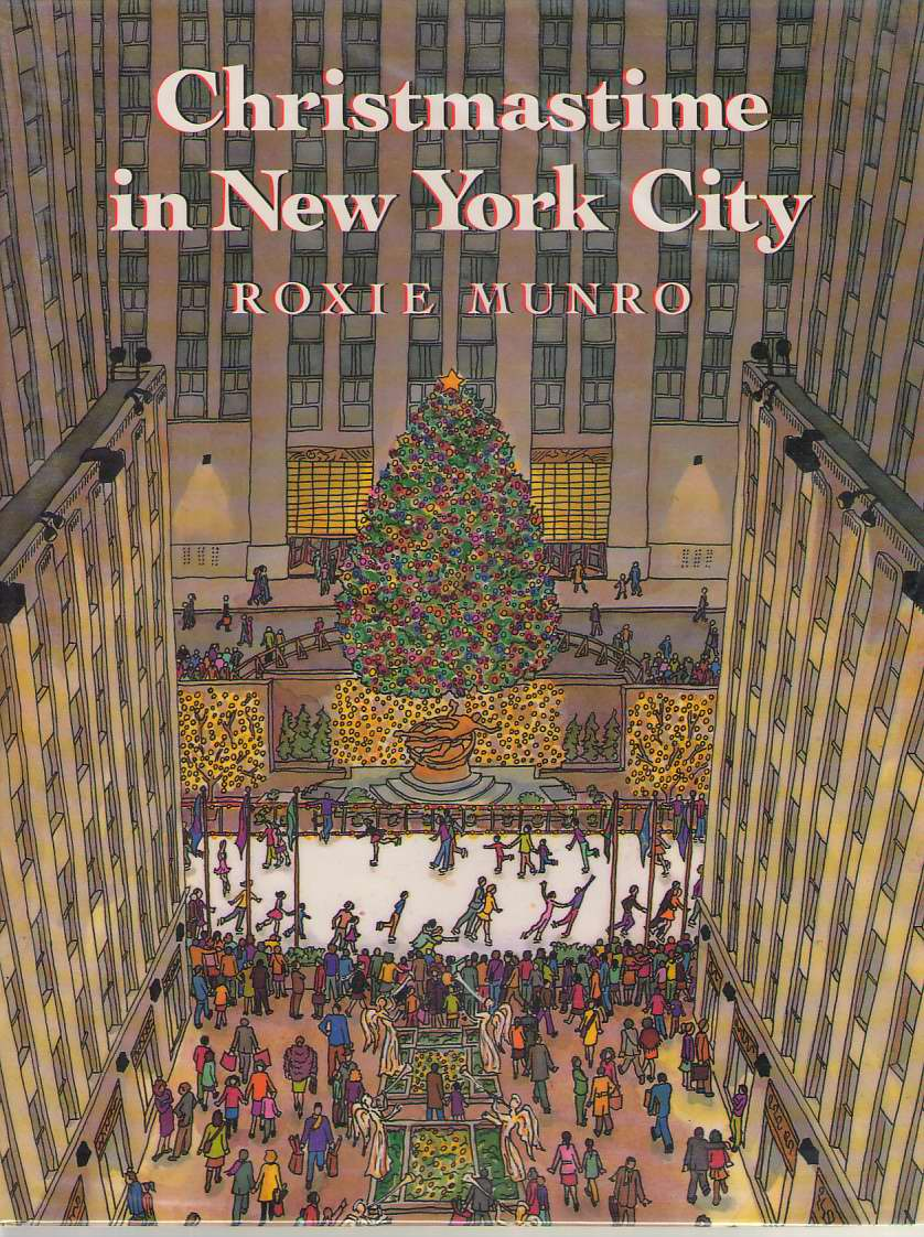 Image for Christmastime in New York City