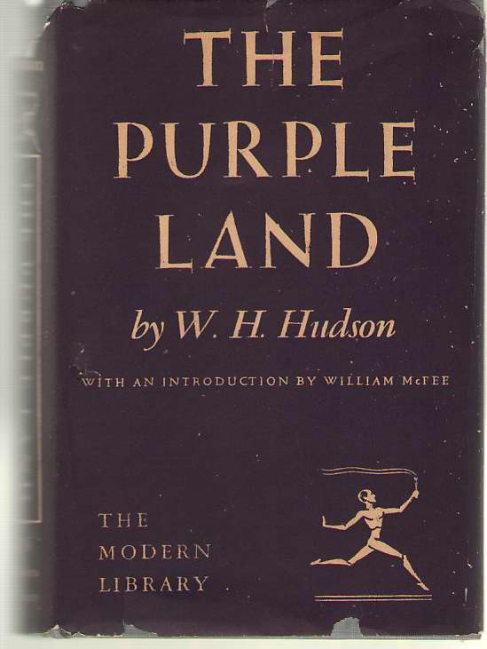 Image for The Purple Land