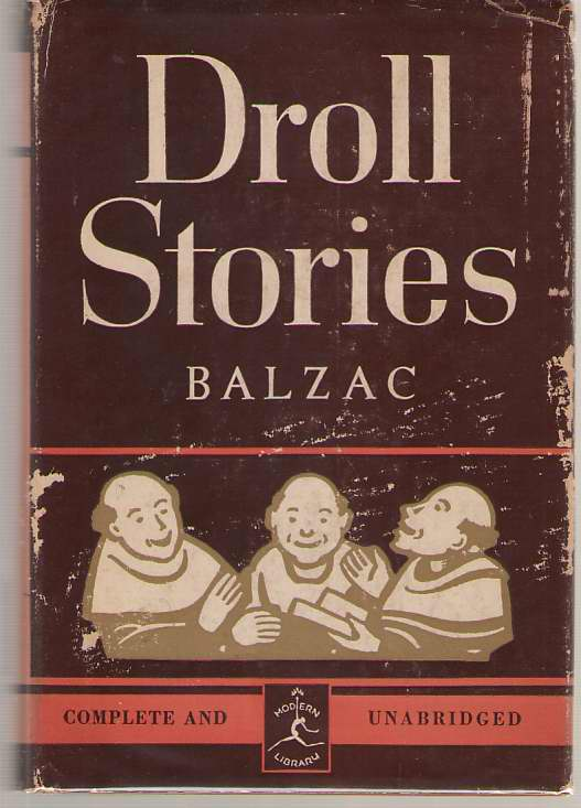 Image for Droll Stories