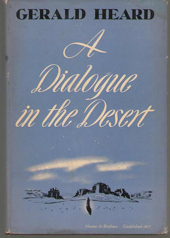 Image for A Dialogue in the Desert