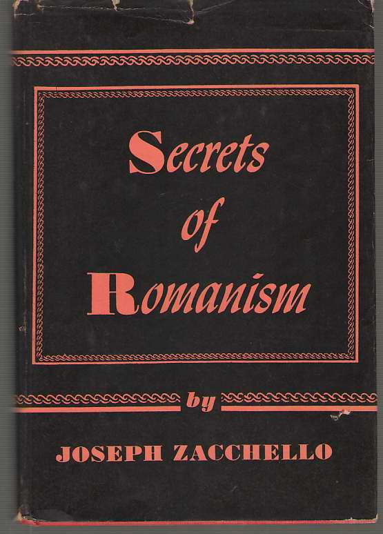 Image for Secrets of Romanism