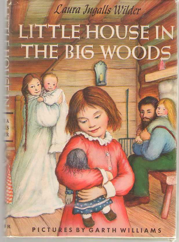 Image for Little House In The Big Woods