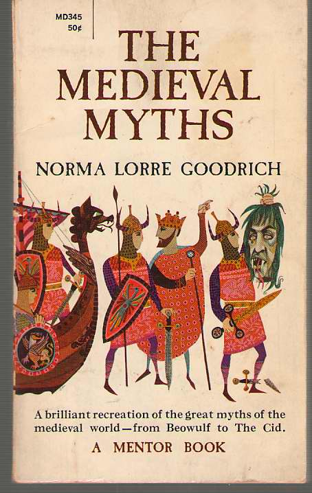 Image for The Medieval Myths