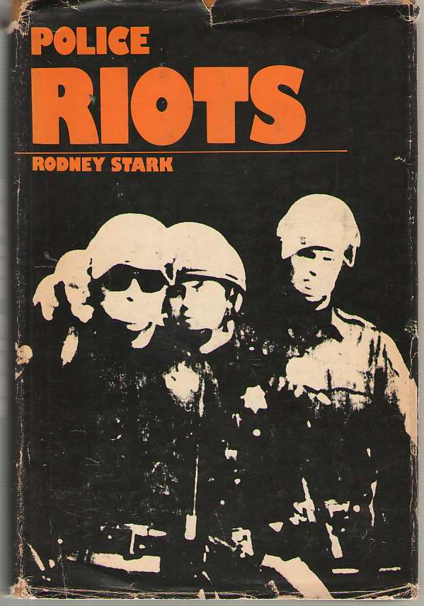 Image for Police Riots Collective Violence & Law Enforcement