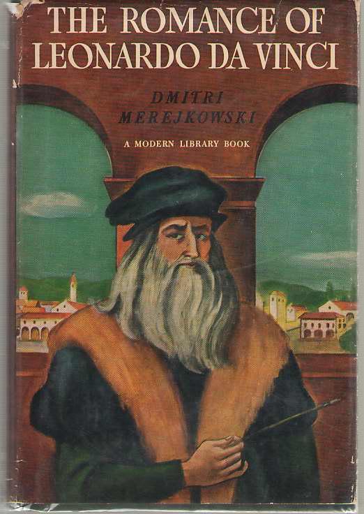 Image for The Romance of Leonardo Da Vinci