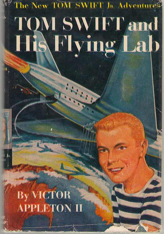 Image for Tom Swift And His Flying Lab