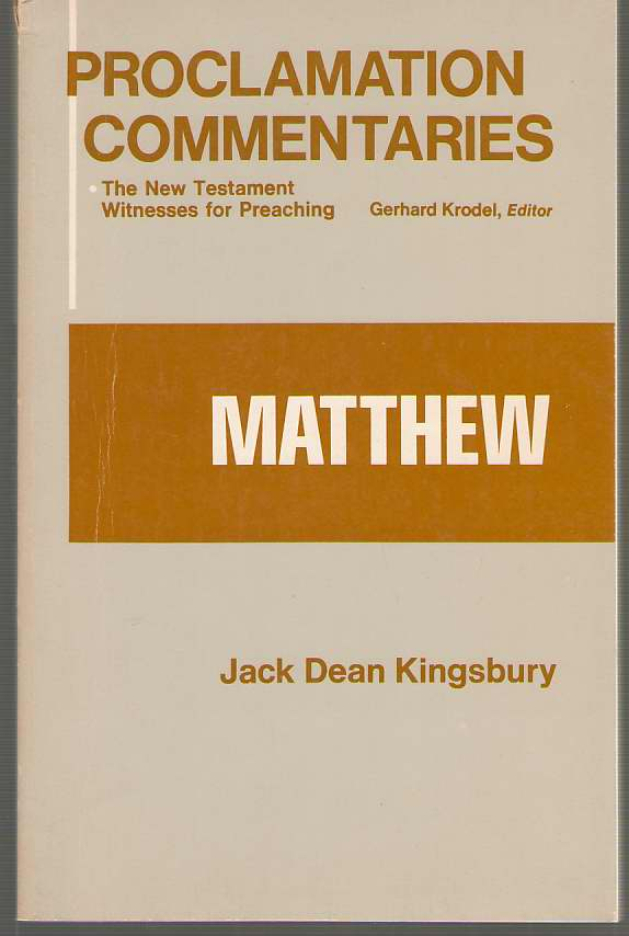 Image for Matthew