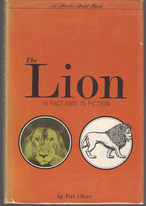 Image for The Lion in Fact and in Fiction