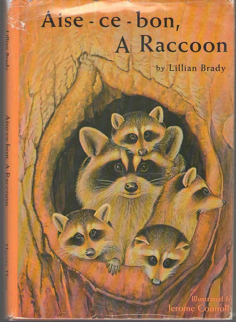 Image for Aise-Ce-Bon, a Raccoon
