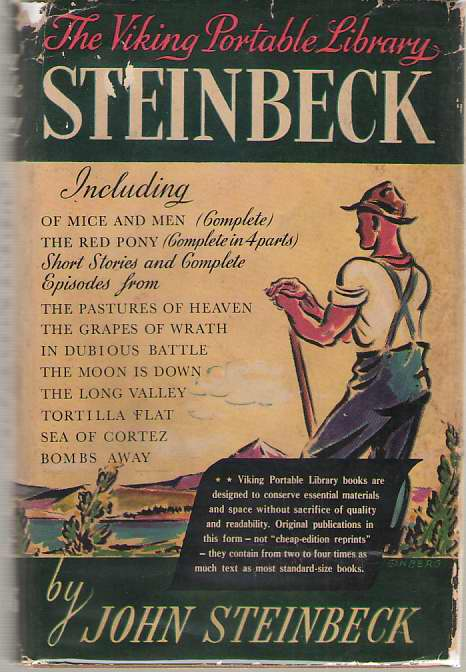 Image for The Viking Portable Library Steinbeck