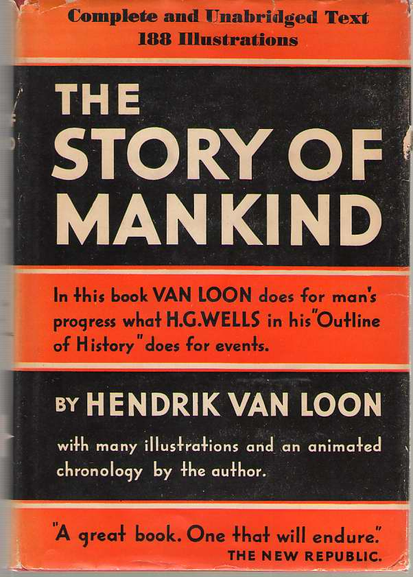 Image for The Story of Mankind