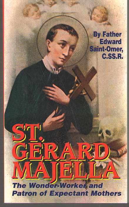 Image for St. Gerard Majella The Wonder-Worker and Patron of Expectant Mothers