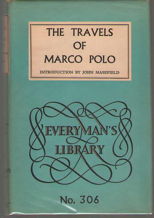 Image for The Travels Of Marco Polo