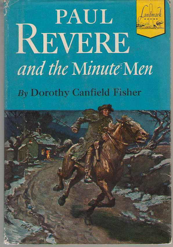 Image for Paul Revere And The Minute Men