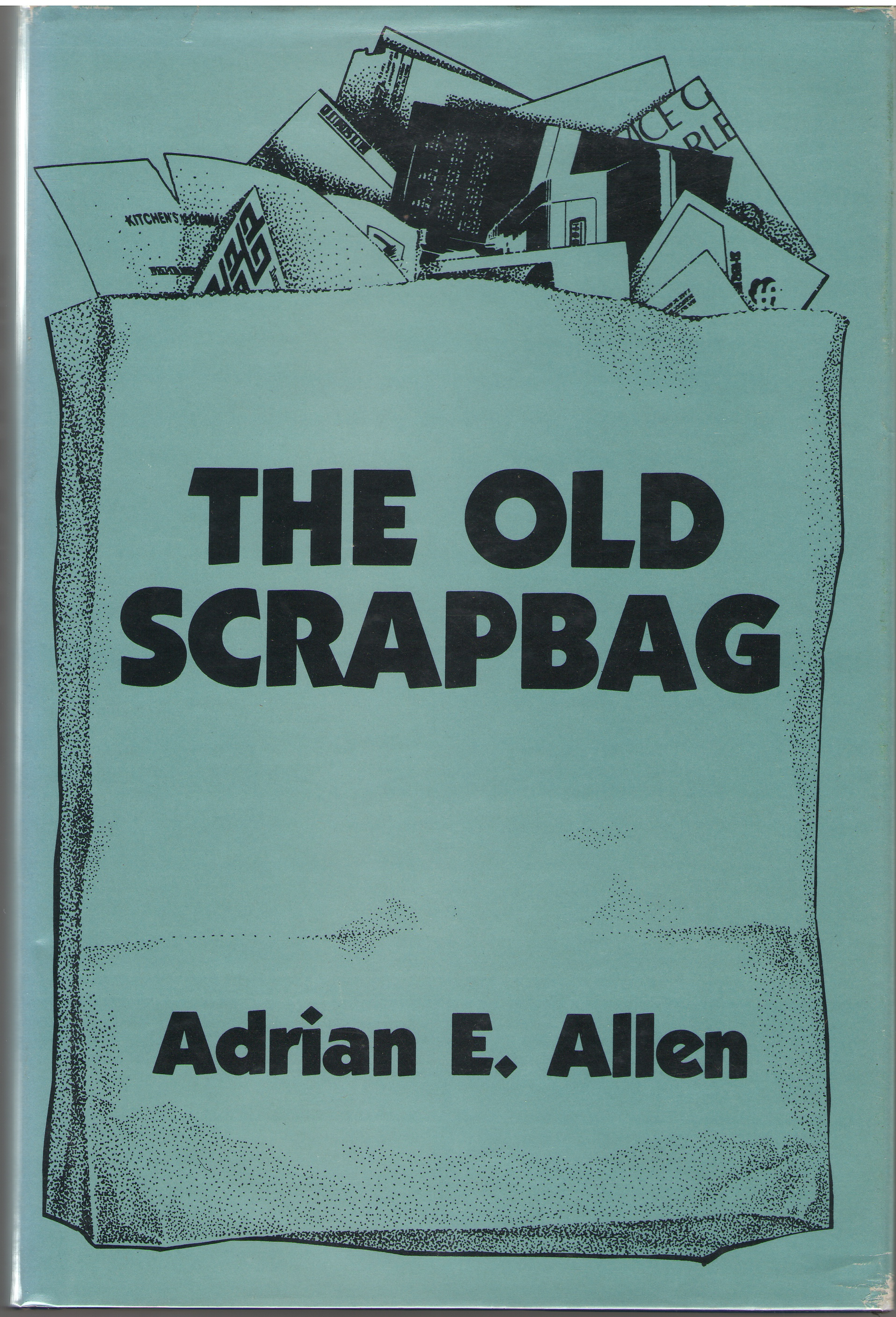 The Old Scrapbag, Allen, Adrian E.