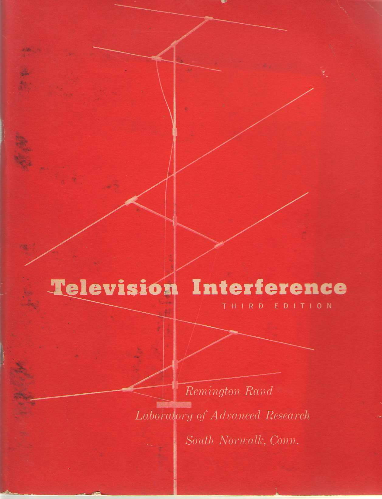 Television Interference, Rand, Philip (editor)