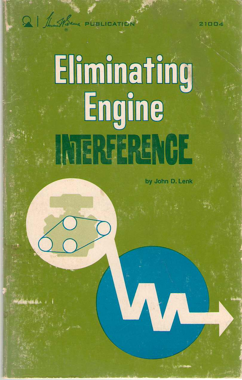 Eliminating Engine Interference, Lenk, John D.