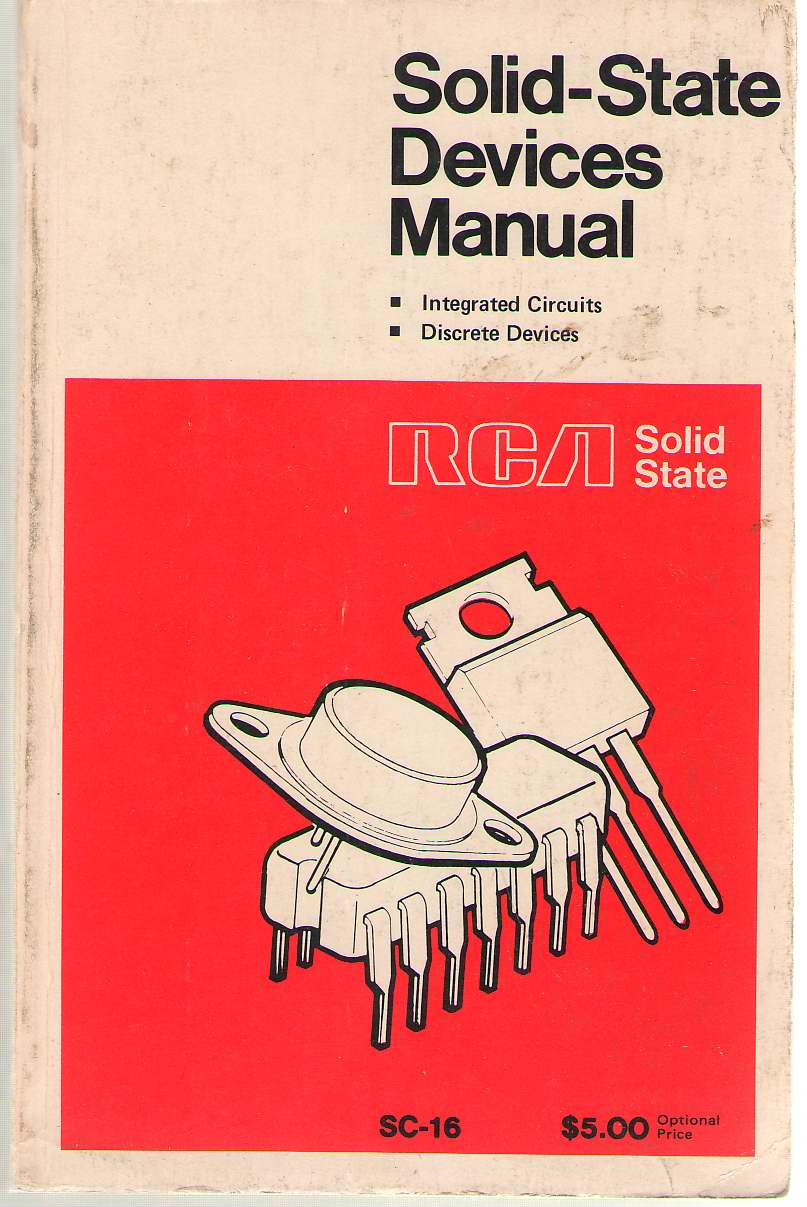 Solid-state Devices Manual, No Author Noted